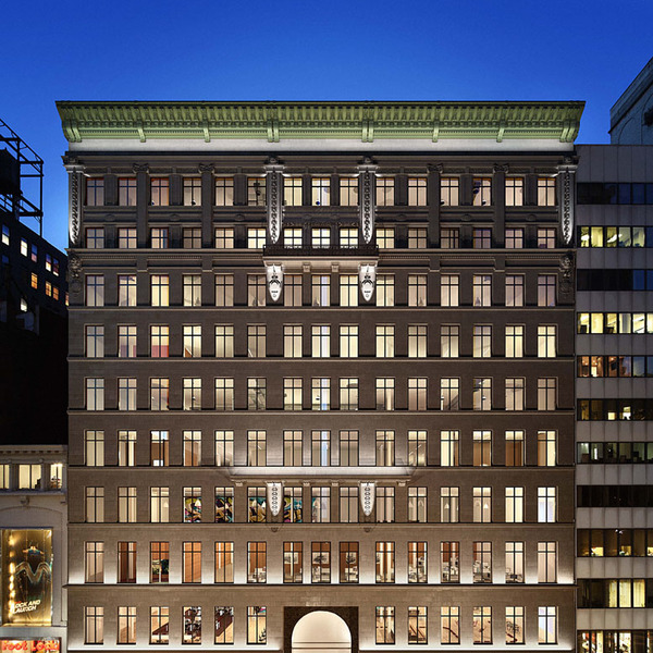 Two penn plaza vornado realty trust for 1801 avenue of the stars 6th floor