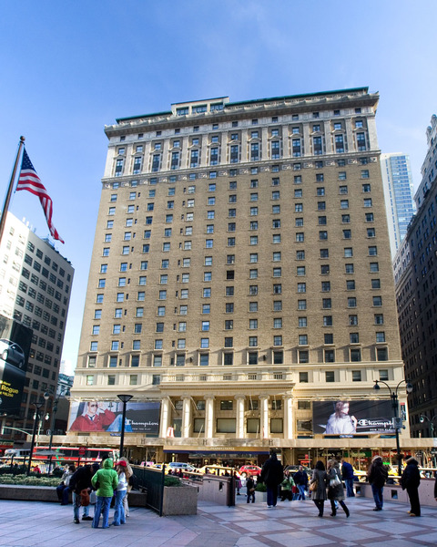 New York Manhattan Hotel Pennsylvania